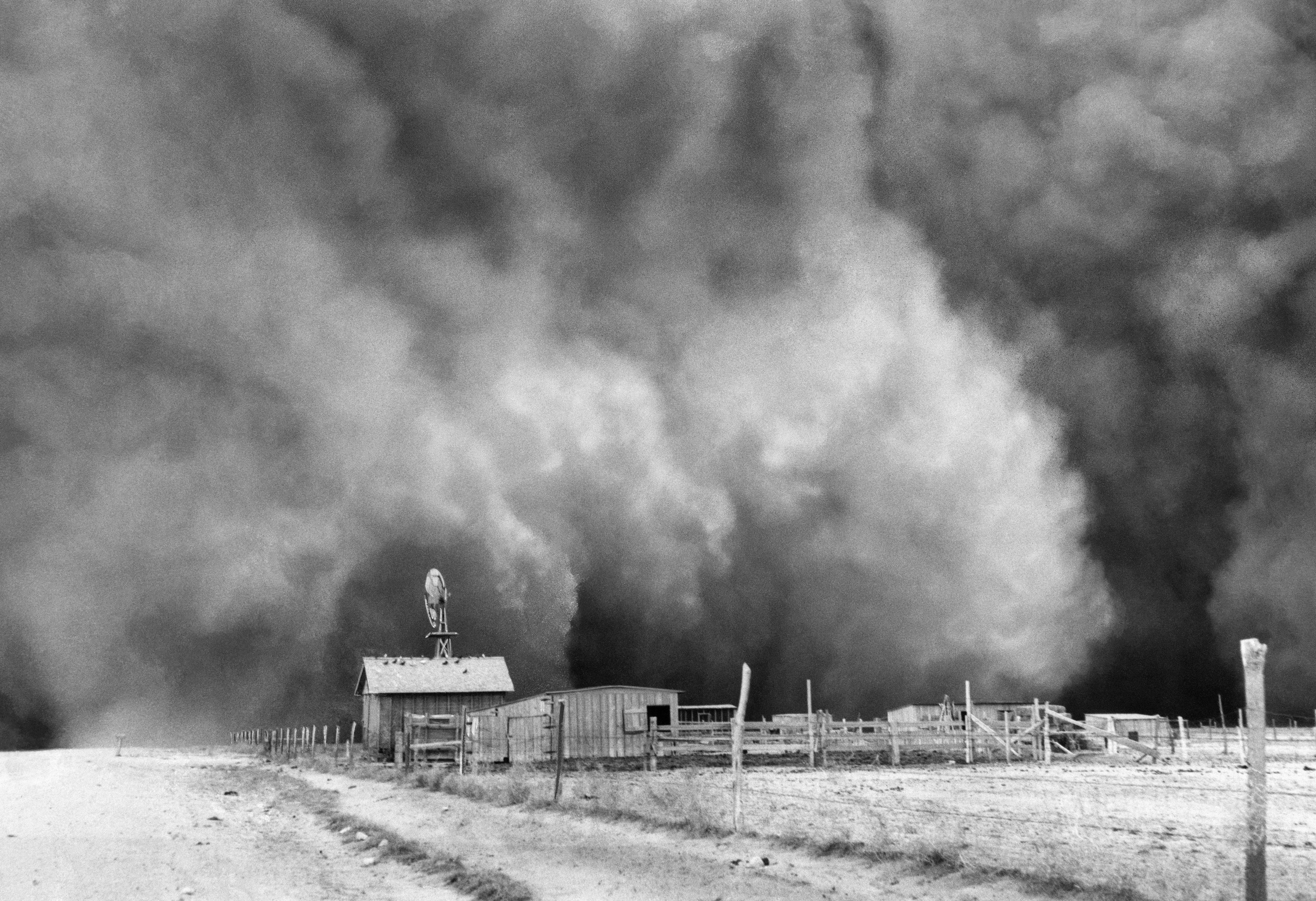 What we learned from the Dust Bowl: lessons in science ...